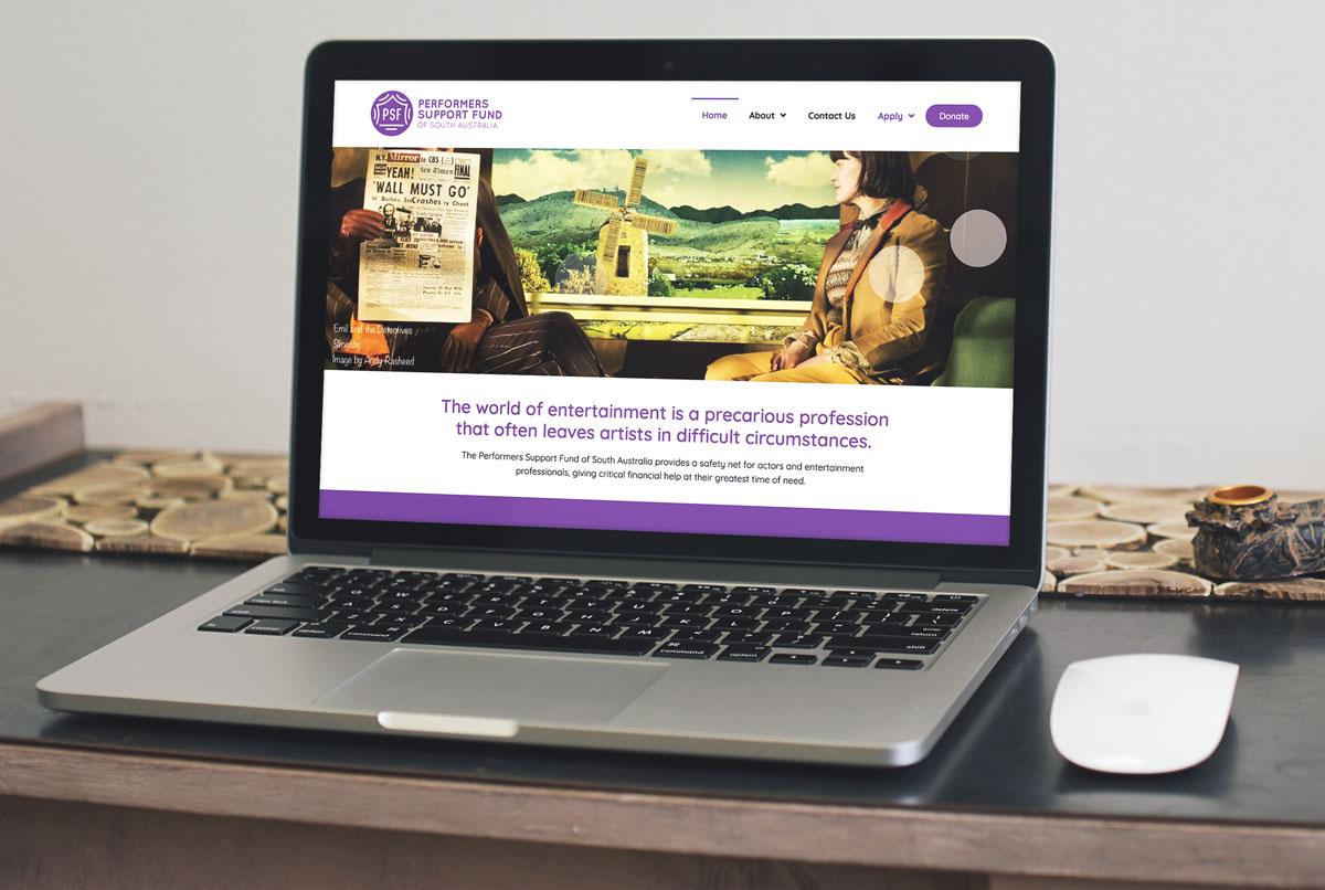 PSFSA website
