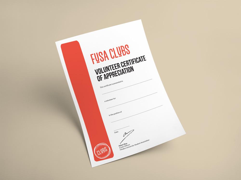 FUSA awards graphics